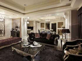 奢华贵族气质 华丽唯美公寓装修