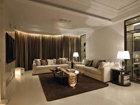 极致的新古典风格 经典豪宅家居设计
