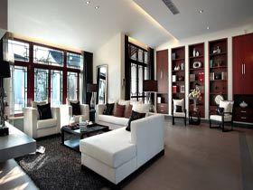 160平三居室 29萬打造最美江南人家