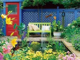 情迷地中海 9个地中海风格花园设计