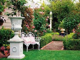12個歐式花園帶你領略歐式的華麗