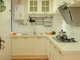 最爱日式风 简约日式厨房设计