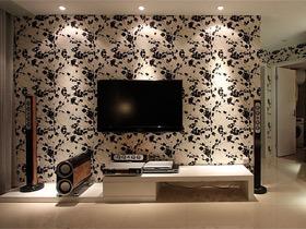 电视背景墙装修效果图150