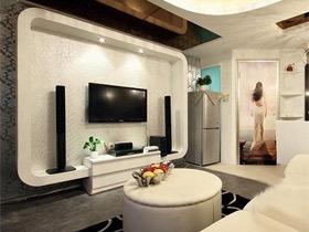 电视背景墙装修效果图140