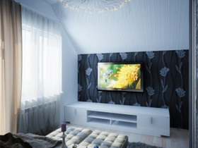 电视背景墙装修效果图132