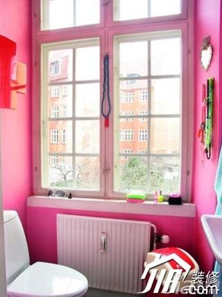 简约风格公寓豪华型120平米卫生间装修