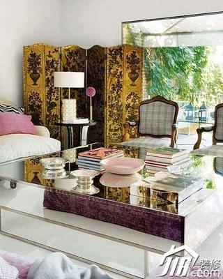 欧式风格别墅20万以上客厅沙发图片