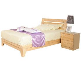 简约风环保松木儿童卧房卧室套件