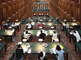 """德国大学造""""令人无法打盹的图书馆"""" 网友赞创意"""