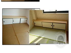 日式壁柜门 定制榻榻米