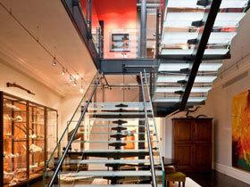 3000平米的豪宅 紐約翠貝卡閣樓豪宅