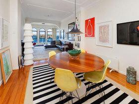 小公寓大风景 澳大利亚翻新现代公寓