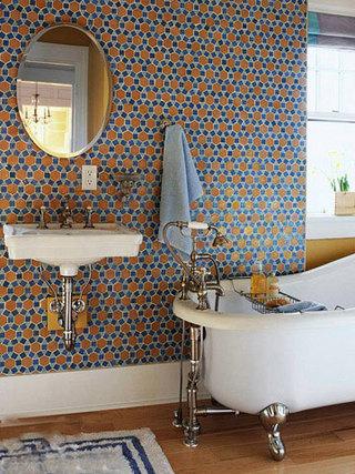 阳光卫浴间设计 让你的卫浴洒满阳光