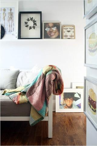 看110平米三居室家居 美观实用主义至上