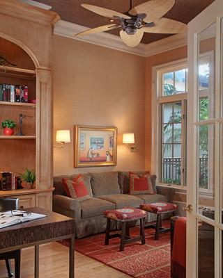 70平米单身公寓 黑与白的优雅简约搭
