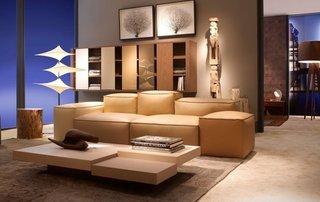 给客厅挑选沙发 15款养眼的沙发任您选