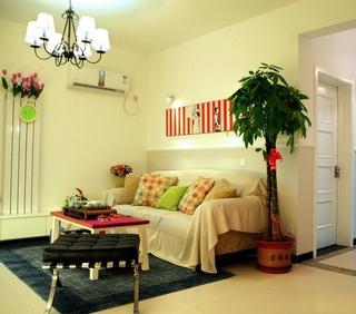 85平2居室家装修 简单实用装修最根本