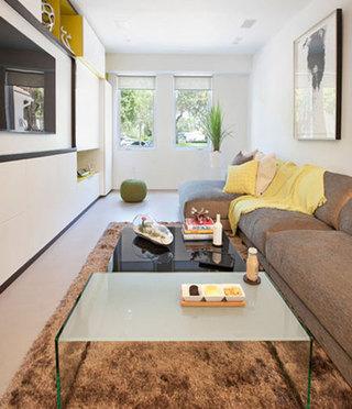 看小客厅别样温馨 小户型专属客厅设计