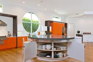 厨房改造 橘子厨房闪亮登场