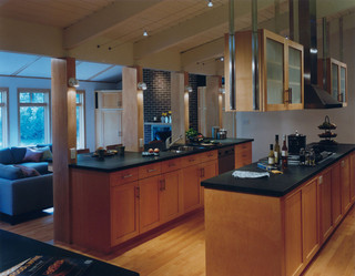 厨房改造 铸就超大厨房