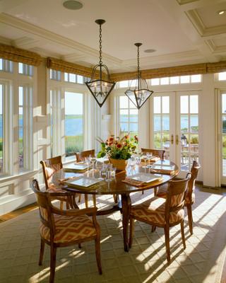 看小餐厅别样温馨 数款风格家居设计餐厅实景