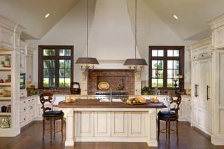 优雅气质厨房空间设计