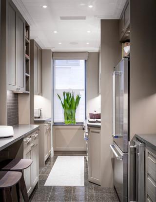 经典公寓设计分享之中央公园南公寓