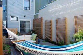 極其清新的別墅美家 別墅室外設計