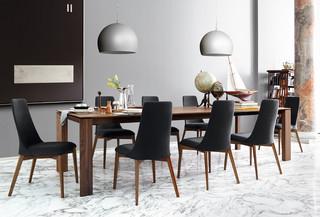 现代简约风多彩餐厅设计  让餐厅改头换面