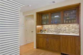 美式小清新风格厨房 属于你的美式生活