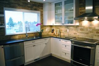 经济型厨房装修
