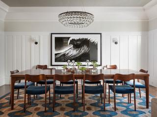 光線明亮的別墅 經典的現代風格別墅