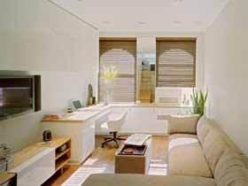 现代风格一室公寓
