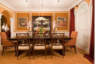 想知道你家餐厅怎么装修吗 来看各种餐厅装修