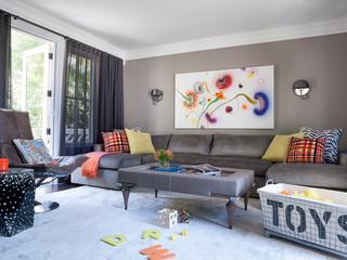 地中海风格三居室装修 不仅好看还省钱