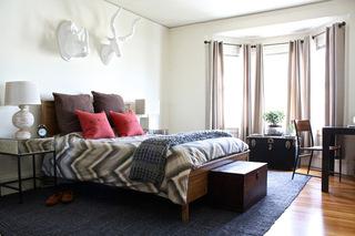简欧风格温馨公寓