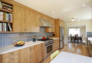 厨房改造  让你的厨房越来越有味