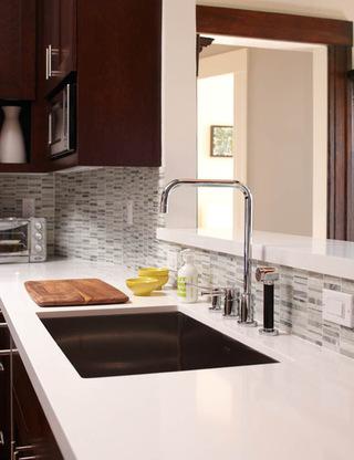 厨房手工砖 让厨房充满文化韵味