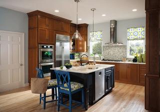 最美的厨房 最优雅的厨房操作间