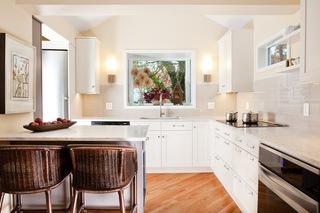 厨房装修我知道 多款厨房装修PK