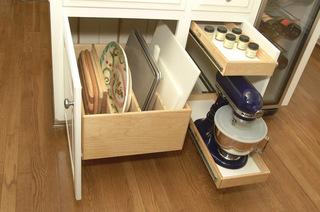 厨房小细节集锦 学装修厨房就看这里