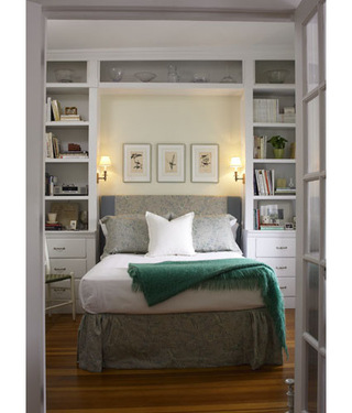 12款贴心卧室设计  让你的卧室更舒适