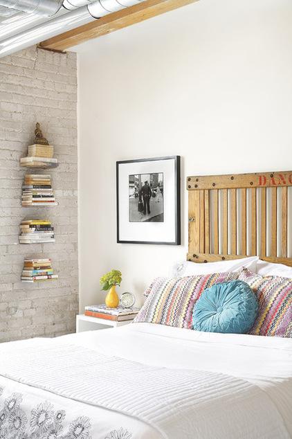 精致装饰:利用清理杂物装饰的公寓