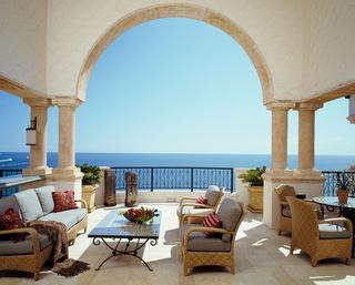 地中海风格公寓