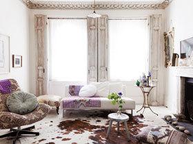 给客厅开扇窗 19款开放式欧式客厅设计