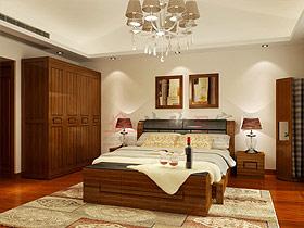 8图告诉你 什么是骨感美的卧室家具