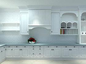 干净简约  19图地中海风格厨房欣赏