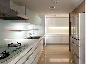 16款狭长型厨房设计 空间的充分利用