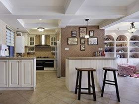 19种美式简约厨房 大气美观
