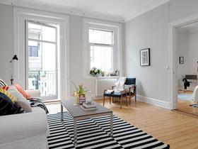 簡約并不簡單 10個簡約客廳設計